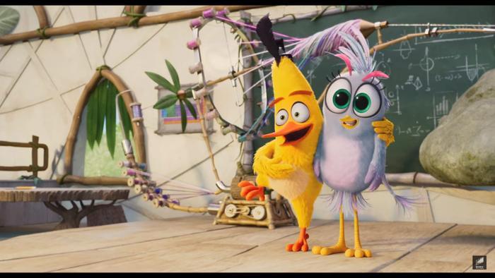 The Angry Birds Movie 2 tung trailer cuối hé lộ màn hợp tác giữa Chim giận dữ và Heo xanh ảnh 9