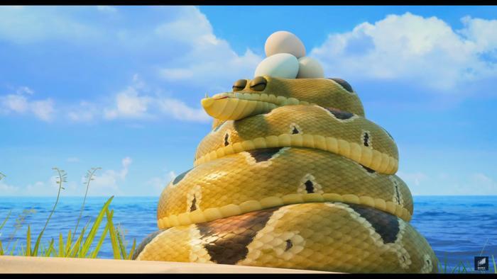 The Angry Birds Movie 2 tung trailer cuối hé lộ màn hợp tác giữa Chim giận dữ và Heo xanh ảnh 10