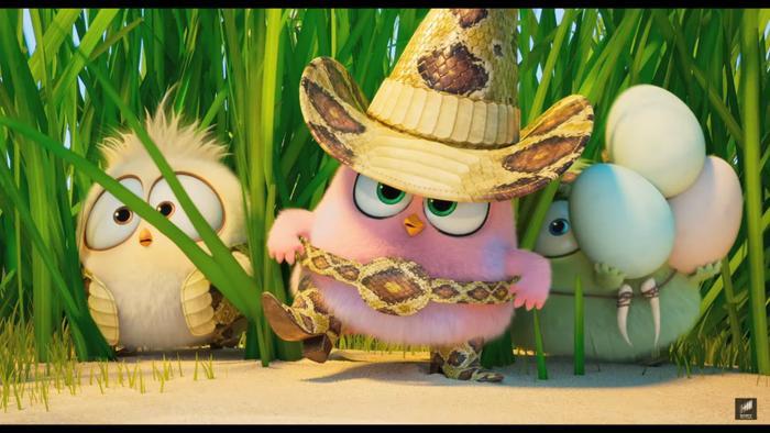 The Angry Birds Movie 2 tung trailer cuối hé lộ màn hợp tác giữa Chim giận dữ và Heo xanh ảnh 12