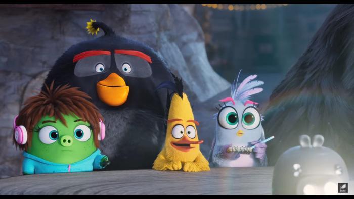The Angry Birds Movie 2 tung trailer cuối hé lộ màn hợp tác giữa Chim giận dữ và Heo xanh ảnh 14