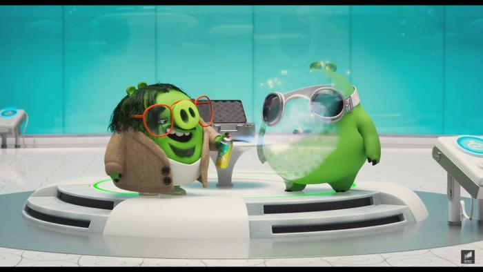 The Angry Birds Movie 2 tung trailer cuối hé lộ màn hợp tác giữa Chim giận dữ và Heo xanh ảnh 15