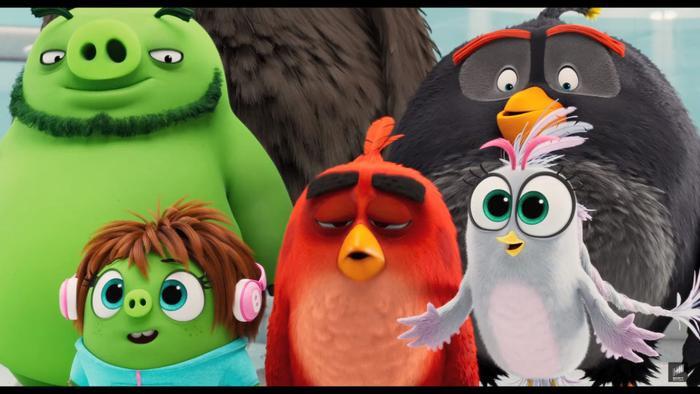 The Angry Birds Movie 2 tung trailer cuối hé lộ màn hợp tác giữa Chim giận dữ và Heo xanh ảnh 16