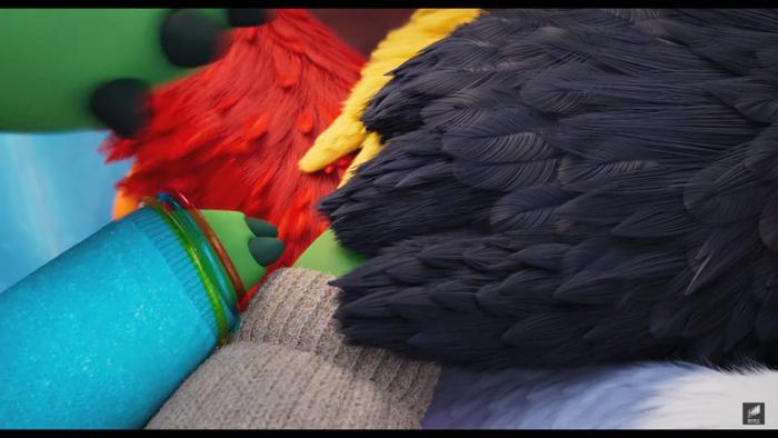 The Angry Birds Movie 2 tung trailer cuối hé lộ màn hợp tác giữa Chim giận dữ và Heo xanh ảnh 17