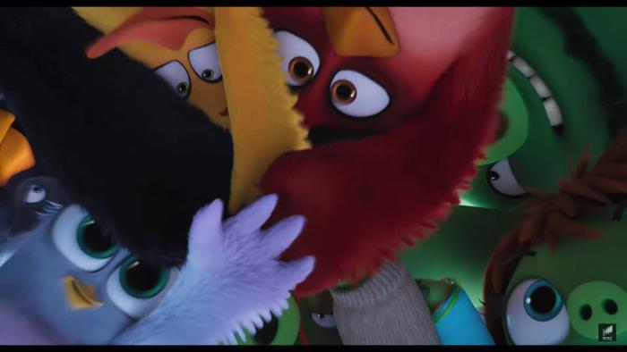 The Angry Birds Movie 2 tung trailer cuối hé lộ màn hợp tác giữa Chim giận dữ và Heo xanh ảnh 18