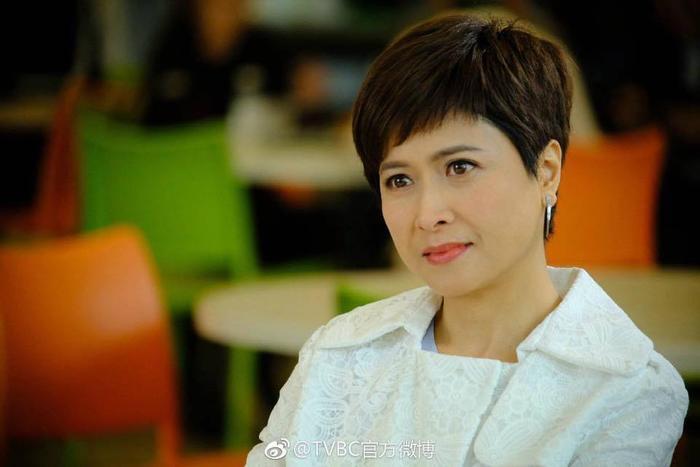 Những nữ diễn viên TVB đẹp không ngờ khi để tóc ngắn ảnh 5