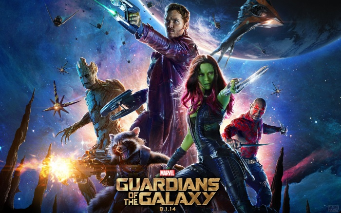 Guardians of the Galaxy.