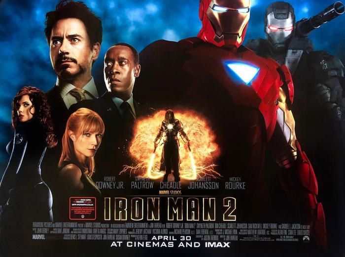 2020 là năm duy nhất MCU làm điều này, kể từ sau Iron Man 2! ảnh 2