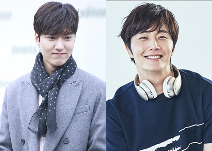 Lee Min Ho và Jung Il Woo là cặp bạn thân nổi tiếng của showbiz Hàn.