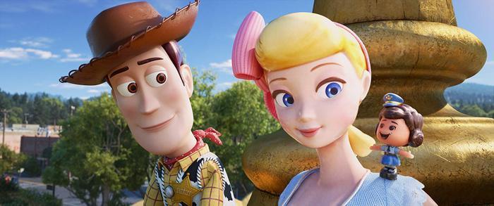 Toy Story 4: Màn trở lại trọn vẹn sau 9 năm của thế giới đồ chơi ảnh 4