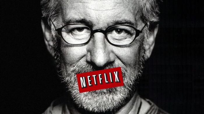 Steven Spielberg tỏ rõ sự khó chịu với Netflix