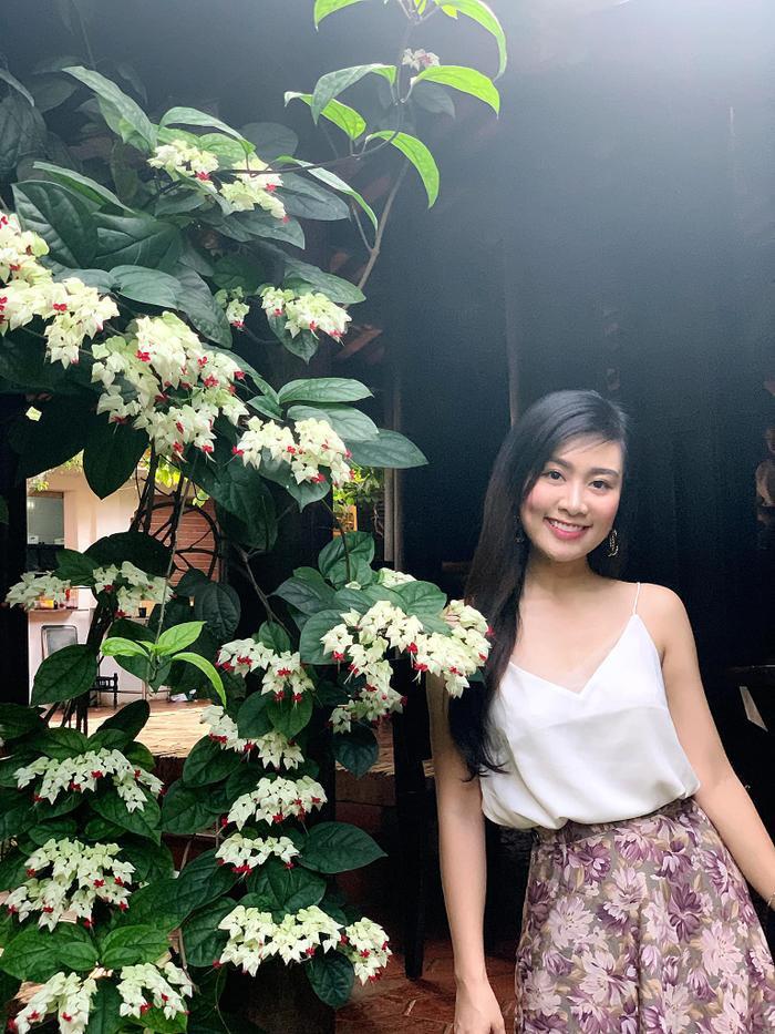 Cùng lúc đảm nhiệm nhiều vai trò như giảng viên đại học, BTV truyền hình, MC sự kiện… nhưng Hà Phương vẫn chu toàn cho gia đình nhỏ.