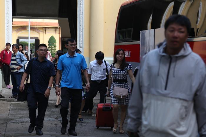 Hàng nghìn cán bộ, giảng viên các trường đại học lên đường phục vụ cho kỳ thi THPT Quốc gia 2019