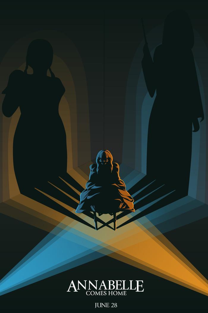 Nhỏ Beo chưa ra rạp mà đoàn phim đã bị hù khiếp vía như vậy, khán giả xem phim sẽ còn bị Annabelle hù đến cỡ nào ảnh 3