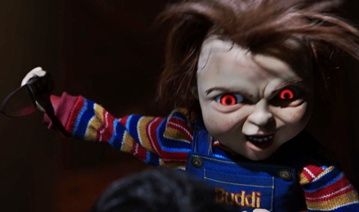 Tạo hình Chucky năm 2019.