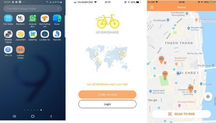 Khi đưa vào sử dụng, dịch vụ xe đạp công cộng sẽ được quản lý vận hành bằng công nghệ thông minh. Ảnh: báo Dân Việt.
