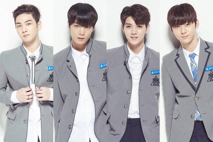 Bốn thành viên của NU'EST vựt dậy được tên tuổi nhóm sau khi tham gia chương trình.