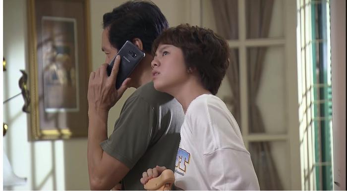 Về Nhà Đi Con tập 51: Dương mặc váy tô son gặp ông Quốc, Bảo tuyên bố cắt đứt tình bạn 5 năm! ảnh 2