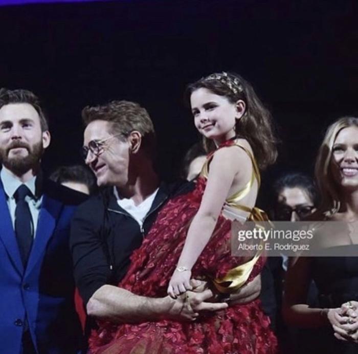 Ngôi sao nhí Avengers: Endgame Lexi Rabe lên tiếng yêu cầu fan ngừng bắt nạt mình và gia đình ảnh 2