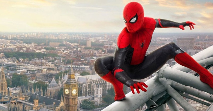 Spider-Man:Far From Home.