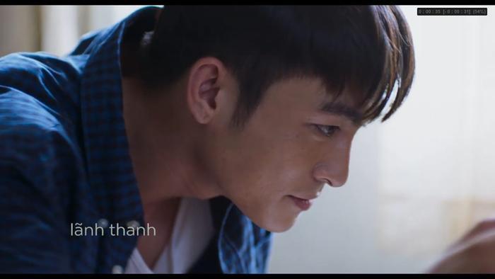 Nổi da gà với teaser phim đam mỹ Thưa mẹ con đi: Hai mỹ nam Việt tình bể bình từ ánh mắt, cử chỉ đến nụ hôn ngọt ngào ảnh 2