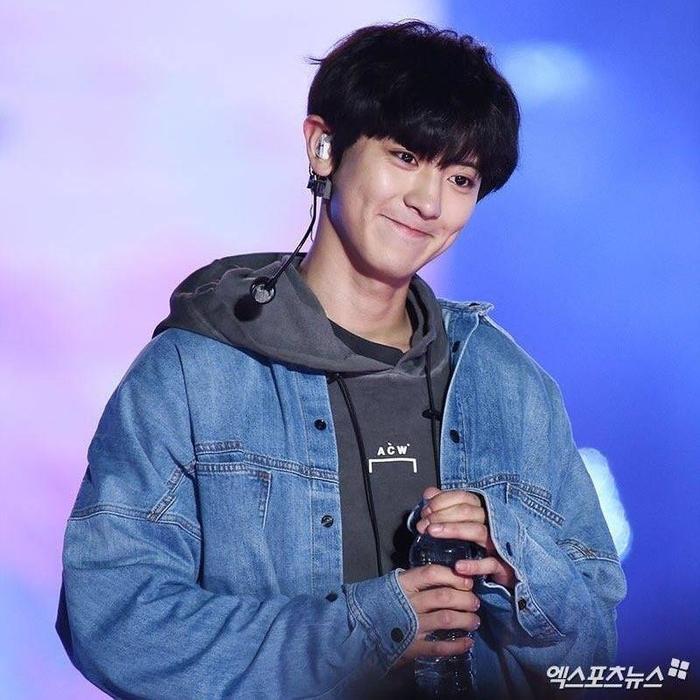 Chàng rapper của EXO - Chanyeol.