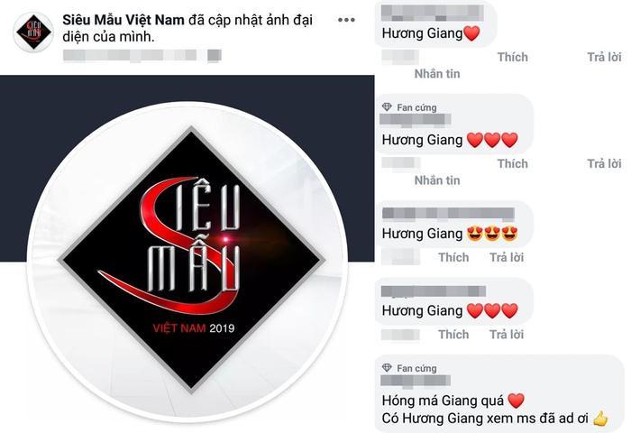 Siêu mẫu Việt Nam 2019 khởi động mùa mới, dân mạng gọi tên Hương Giang
