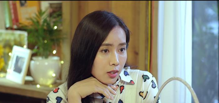 Thảo Minh (Bella Mai) lo lắng vì sự xuất hiện của Hạ Vũ