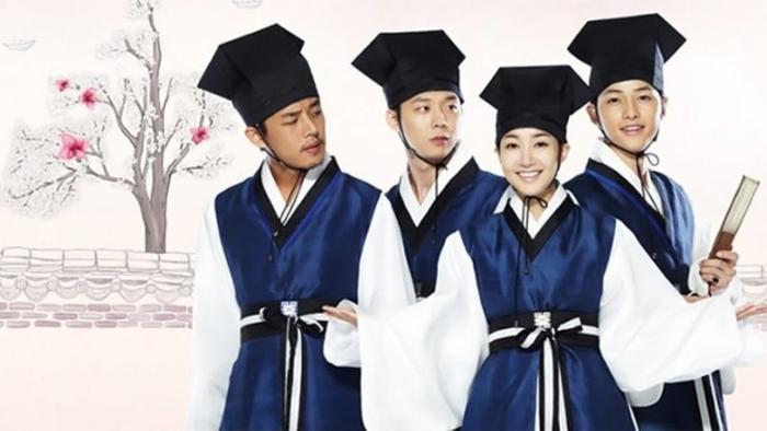 11 bộ phim cổ trang Hàn Quốc đưa người xem đến một thế giới khác ảnh 3