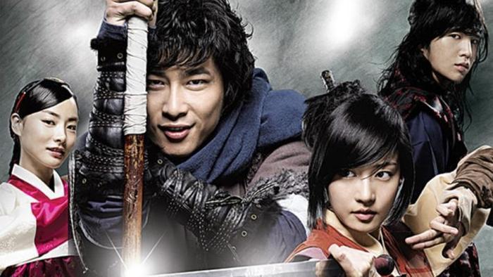 11 bộ phim cổ trang Hàn Quốc đưa người xem đến một thế giới khác ảnh 4