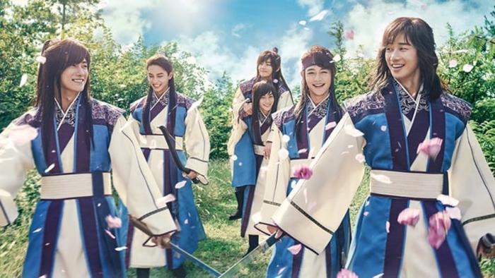 11 bộ phim cổ trang Hàn Quốc đưa người xem đến một thế giới khác ảnh 5