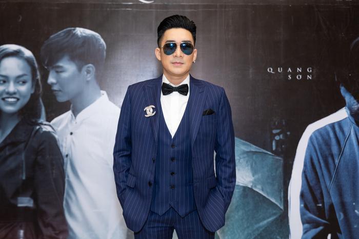 Nam ca sĩ Quang Hà hiện chưa có ý kiến gì về nghi án đạo nhái ca khúc của nhóm nhạc T-ara.
