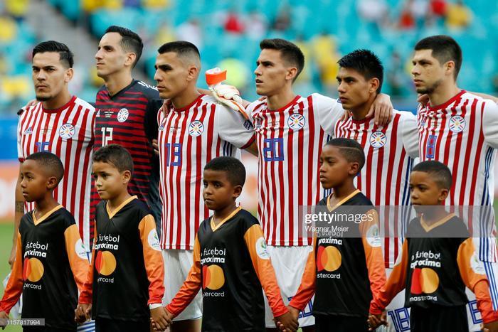 ĐT Paraguay sẽ chơi với 9 cầu thủ phòng ngự trong trận gặp Brazil?
