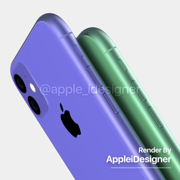 Một số tin đồn gần đây cho thấy, nút gạt Silent (bật/tắt âm) quen thuộc sẽ được tái thiết kế lại trên iPhone 11. Theo đó, thiết kế nằm ngang của nút gạt Silent giờ sẽ được thay thế bằng cơ chế dọc, với nút gạt hình tròn. Tuy nhiên, @AppleiDesigner vẫn trung thành với nút gạt Silent thiết kế cũ trong bản concept này.