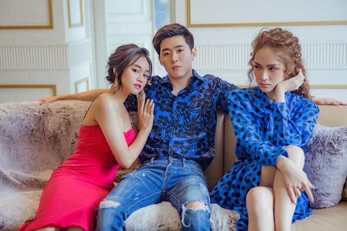 #EHMVBTA lên sóng: Click xem ngay câu chuyện về người thứ 3 mới nhất từ Hương Giang ảnh 1