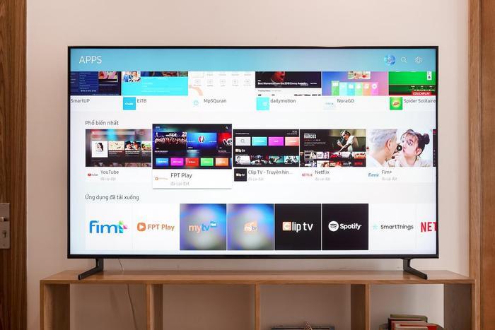 3 tính năng giải trí giúp phát huy tối đa tính năng cao cấp của TV QLED 4K ảnh 1