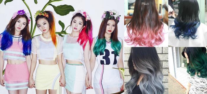 Những kiểu tóc khó hiểu của idol Hàn bỗng thành 'cơn sốt', bất ngờ nhất là tóc 'cún gặm' của Sulli
