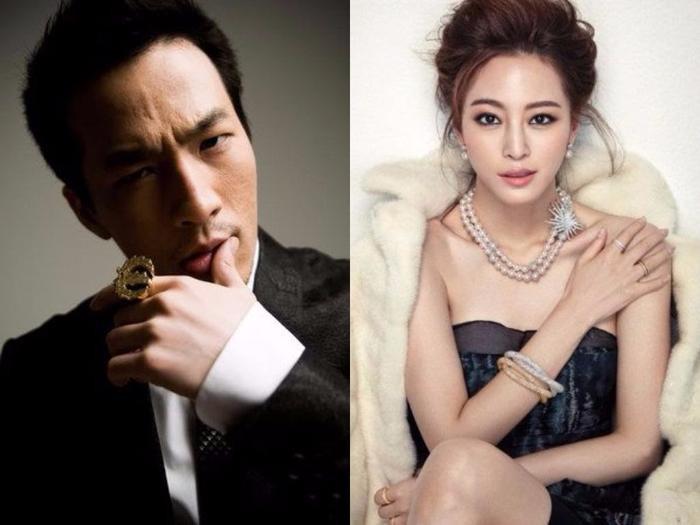 Han Ye Seul và Teddy Park