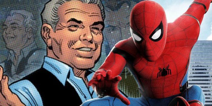Tony Stark gợi nhớ đến chú Ben của bản gốc truyện tranh.