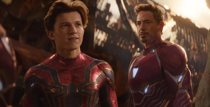 Tom Holland: Tony Stark là chú Ben mới của Spider-Man trong vũ trụ Marvel.