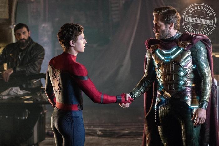 Tom Holland: Tony Stark là chú Ben mới của Spider-Man trong vũ trụ Marvel ảnh 4
