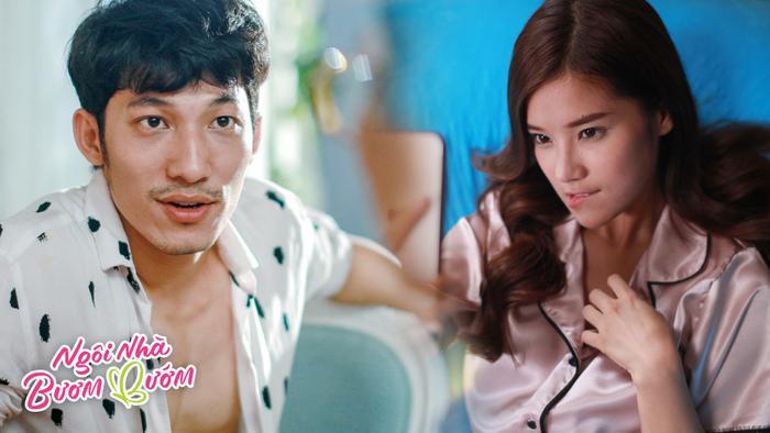 Theo trend Annabelle, Hoàng Yến Chibi dọa nhẹ Liên Bỉnh Phát: Miss me?, Quang Minh đóng phim với Hồng Đào sau tin ly hôn ảnh 1