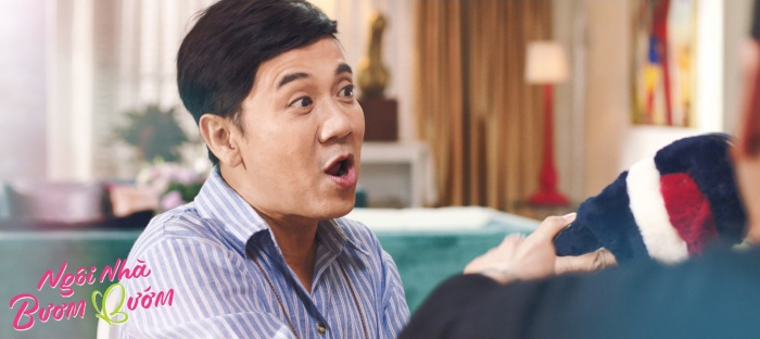 Theo trend Annabelle, Hoàng Yến Chibi dọa nhẹ Liên Bỉnh Phát: Miss me?, Quang Minh đóng phim với Hồng Đào sau tin ly hôn ảnh 5
