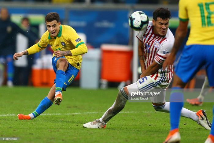 Brazil chơi hay nhưng không may.
