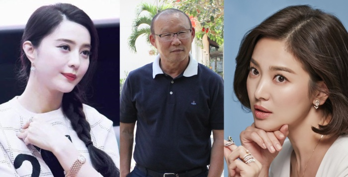 Sau Song Hye Kyo và Phạm Băng Băng, 'tình già' của HLV Park sẽ ra sao?