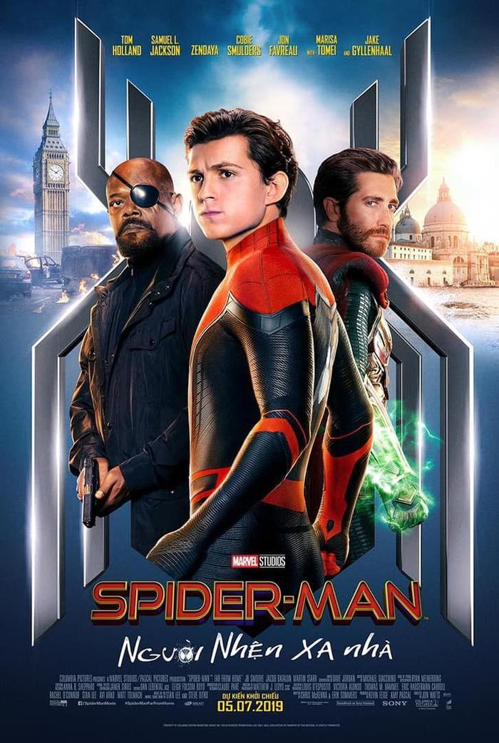 'Spider-Man: Far From Home' tiếp tục nhận về nhiều lời khen trong buổi họp báo ra mắt phim tại Mỹ.