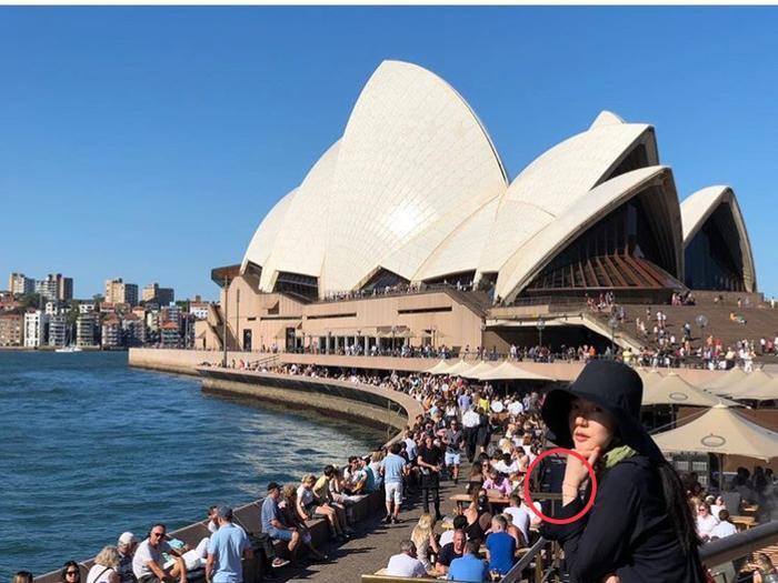 Du lịch ở Úc.