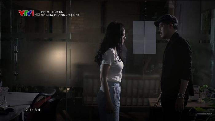 Về Nhà Đi Con: Ông Quốc đã chính thức cưỡng hôn chị Huệ, Dương sắp có tình địch mới là chị gái của mình? ảnh 2
