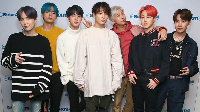 BTS đã không thể tiếp tục chuỗi kỷ lục liên tiếp của mình.