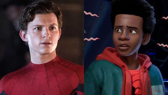 Far From Home được đưa lên bàn cân cùng Into the Spider-Verse.
