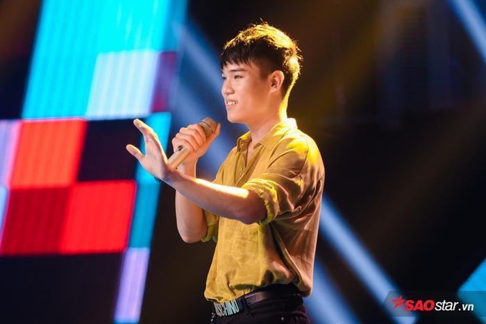 Duy Đạt Team Tuấn Hưng tiết lộ lời to tại The Voice 2019 và mối duyên đặc biệt cùng Lâm Bảo Ngọc ảnh 1